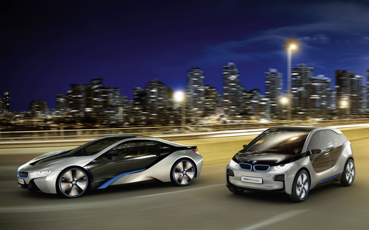 Bmw To Develop More I Green Cars Autoevolution