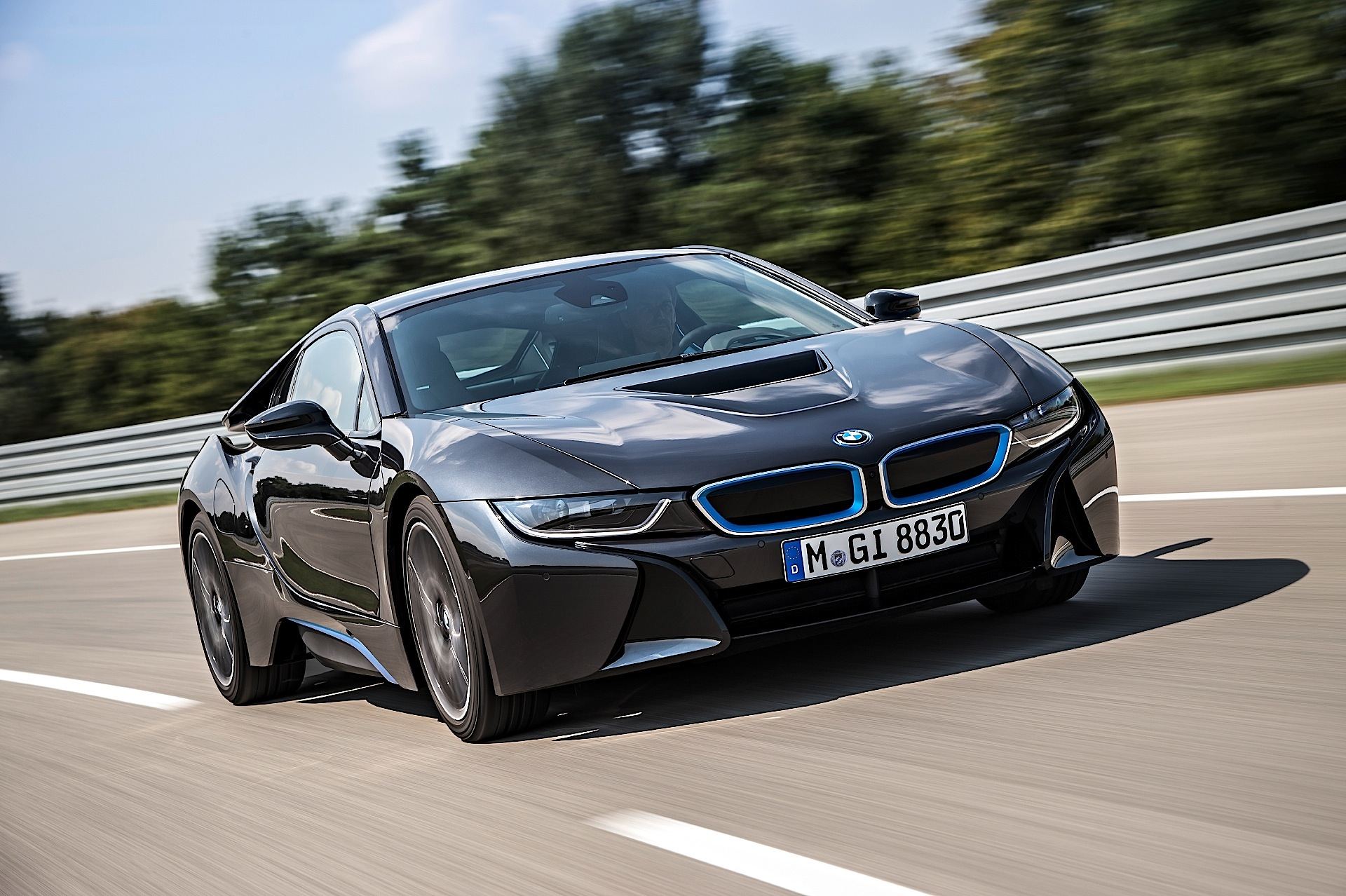 BMW To Increase Production Of The I At The Expense Of The I To - 2013 bmw i8