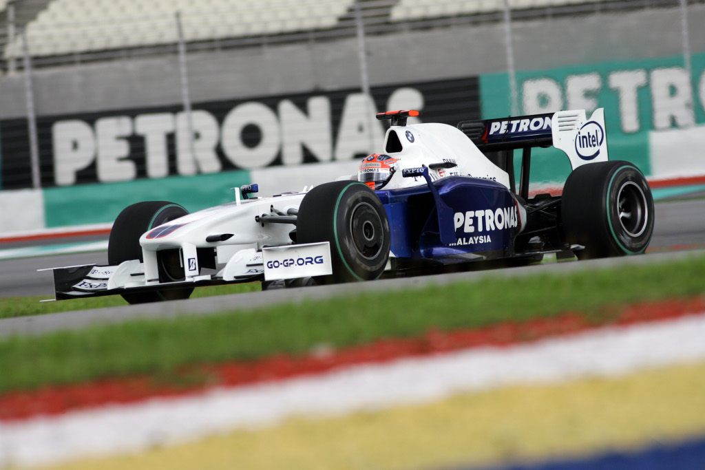BMW to Revise F1 09 for Kubica, Debut KERS - autoevolution
