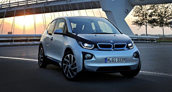bmw to showcase connecteddrive and bmw i3 at 2014 ces in las vegas autoevolution. Black Bedroom Furniture Sets. Home Design Ideas