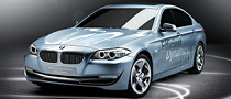 BMW to Start Production of the 5 Series ActiveHybrid in 2011