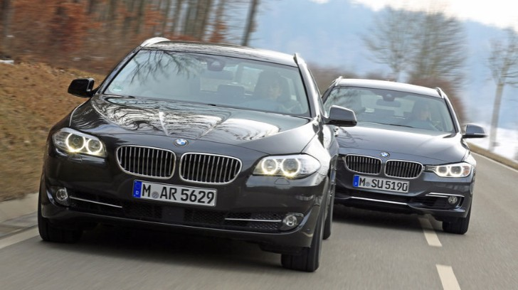 BMW Touring Comparo: 3 Series vs 5 Series. Which is best?