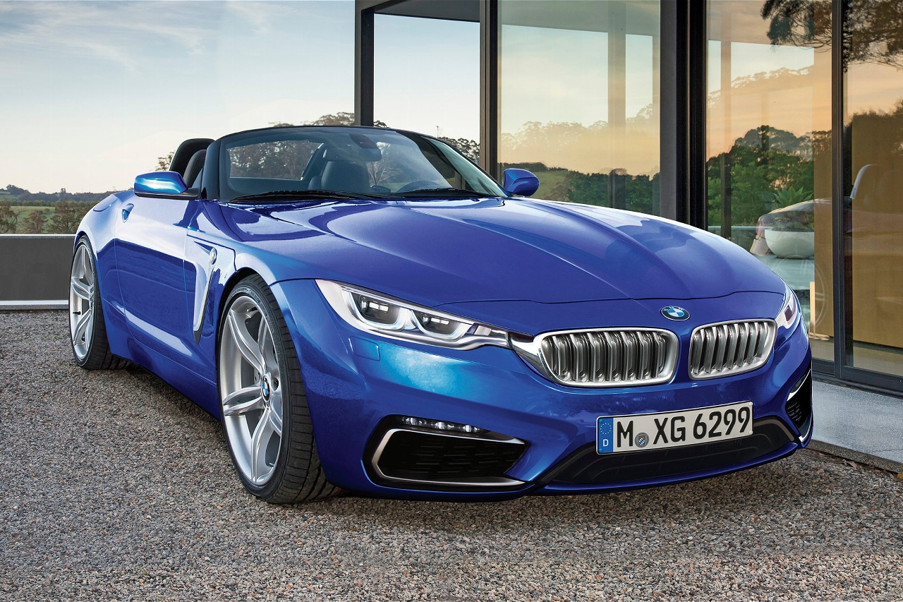 Bmw Toyota Joint Sports Car Rolls Back Into The Spotlight