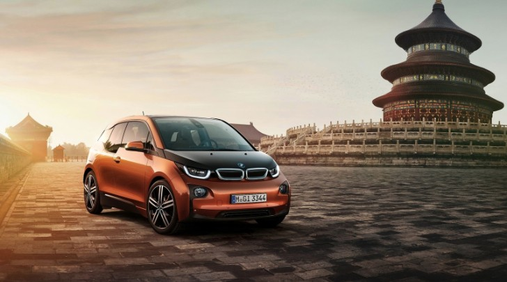 BMW-Toyota Partnership Fruitful in the EV Department
