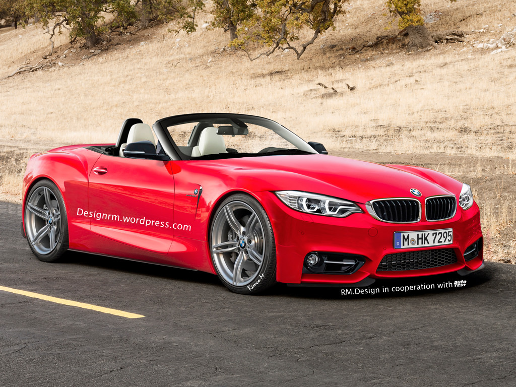 Bmw High End Sports Car