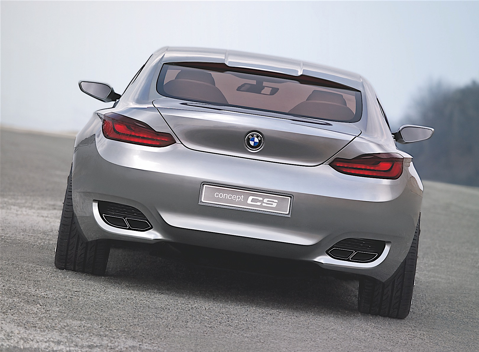 Wonderbaar BMW Trademarks a Line Of M Models With CS Suffix, M1 And M8 AQ-83