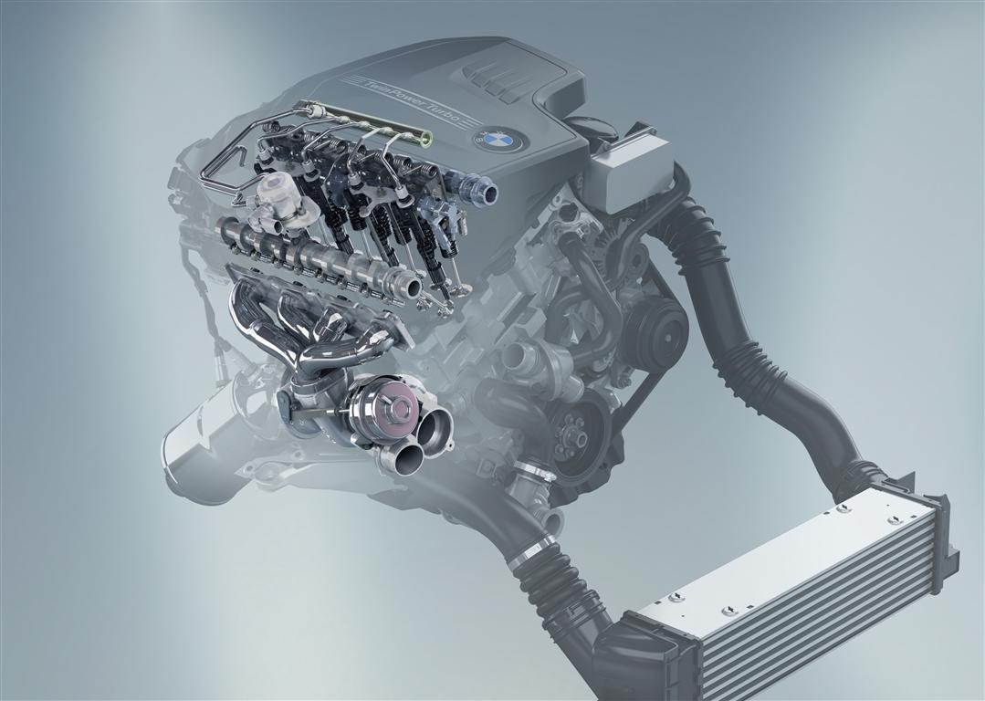 Bmw Twinpower Turbo Engine Bmw Twinpower Turbo Engines
