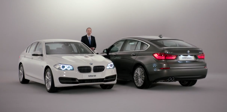 BMW UK Explains What's New on the LCI 5 Series [Video]
