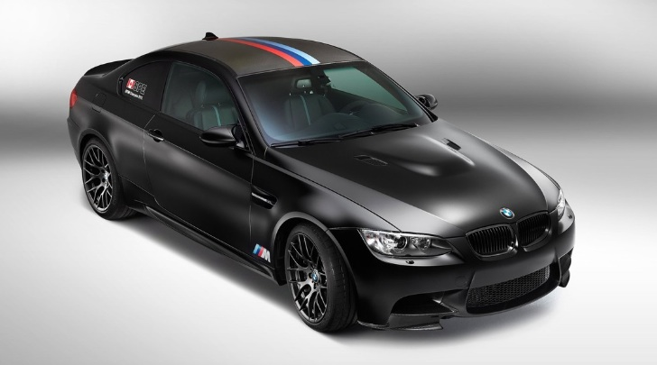 BMW Unveils M3 DTM Champion Edition [Photo Gallery]