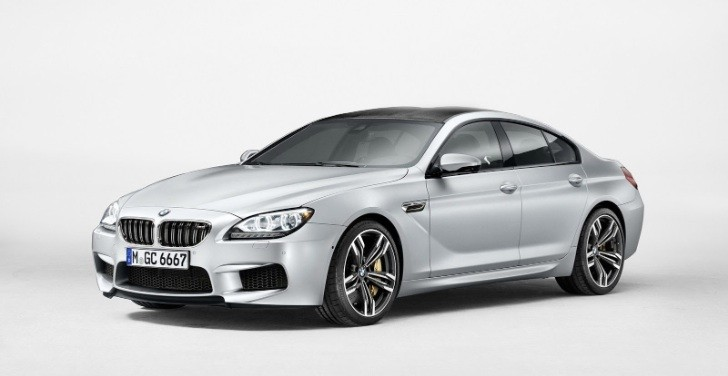 BMW Unveils M6 Grand Coupe with 560 HP [Photo Gallery]