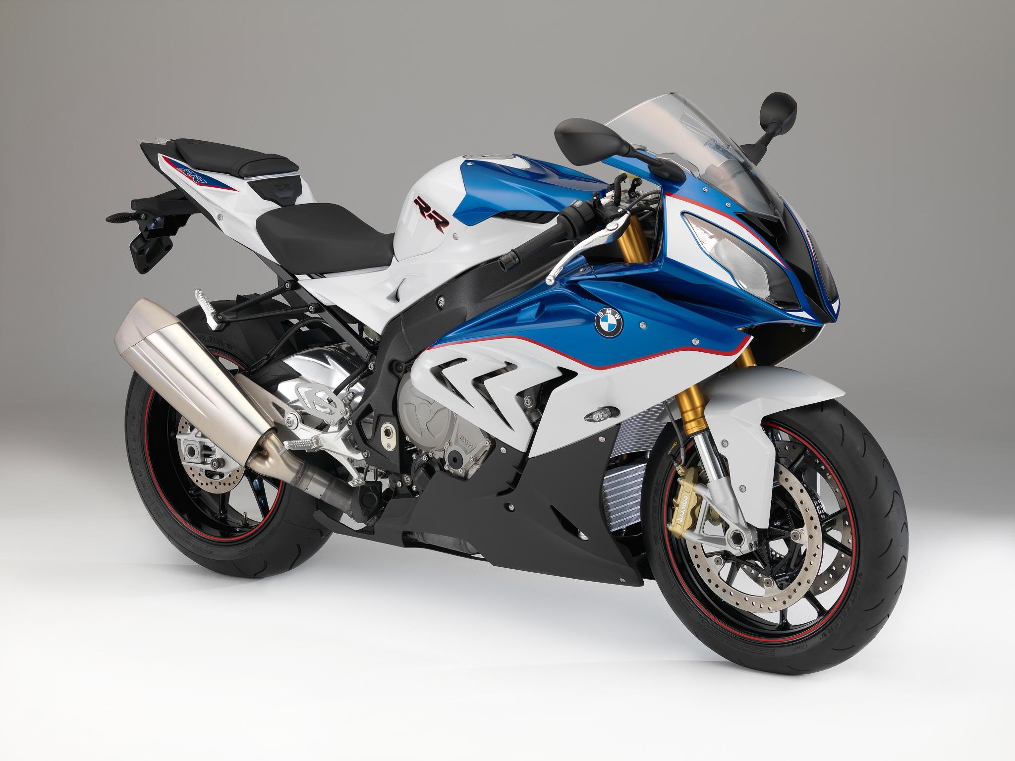 BMW Updates The 2015 S1000RR