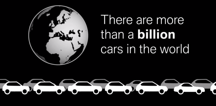 BMW Uses Statistics to Show You How Fast the World Is Changing [Video]