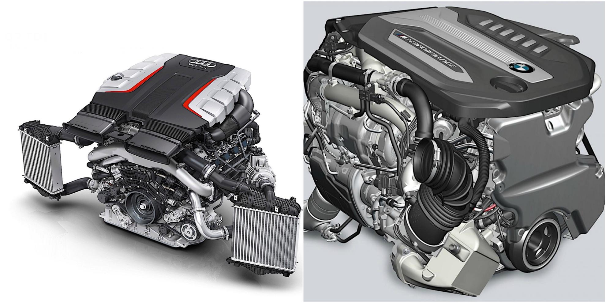 bmw versus audi the multi turbo diesel engine battle. Black Bedroom Furniture Sets. Home Design Ideas