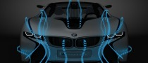 BMW Vision EfficientDynamics Revealed