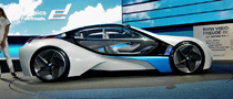 BMW Vision EfficientDynamics Takes First Place in autoevolution Concept Car Poll