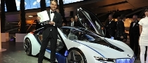 BMW Vision EfficientDynamics Wins Louis Vuitton Classic Award