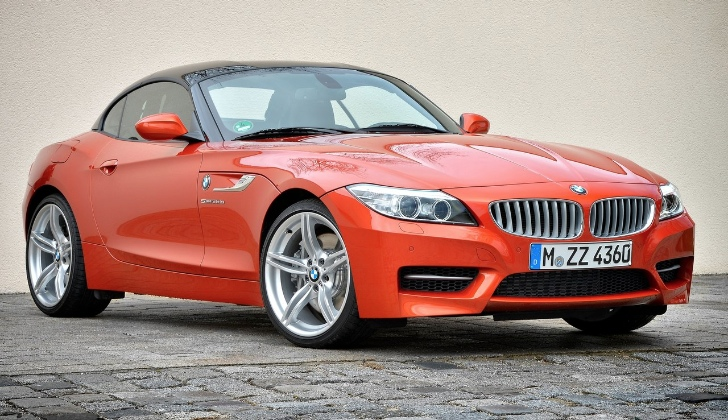 bmw wants a bigger piece of roadster market plans to introduce z1 z3 and z5. Black Bedroom Furniture Sets. Home Design Ideas