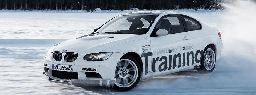 Bmw Winter Driving Training Autoevolution