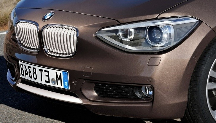 BMW Working on 300 HP Entry Level 1-Series M Sedan