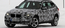 BMW X1 Facelift Coming to US, Will Debut at New York Auto Show
