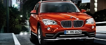 BMW X1 Gets Mild Update for 2014 [Photo Gallery]