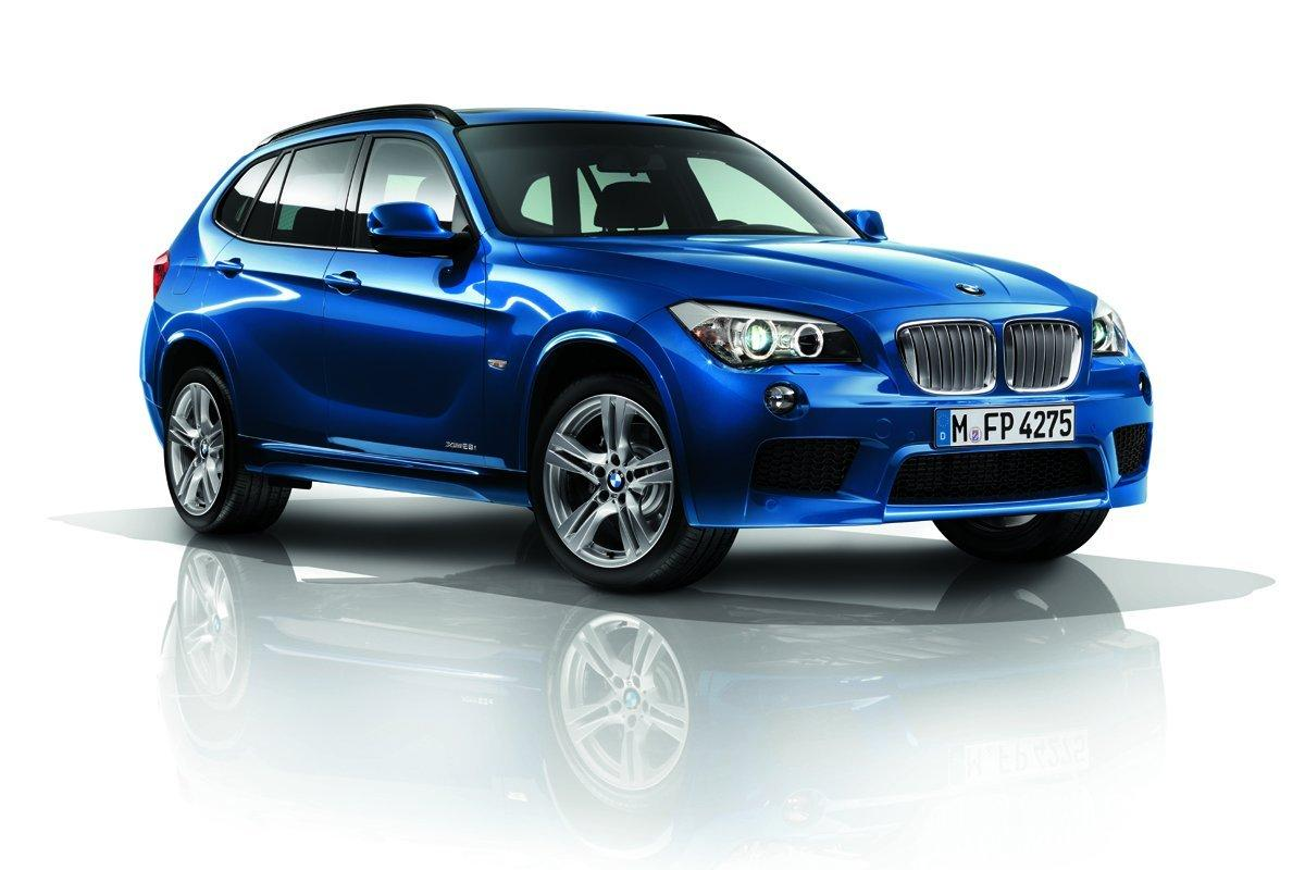 bmw x1 m35i lci rumors coming to us 320 hp autoevolution. Black Bedroom Furniture Sets. Home Design Ideas