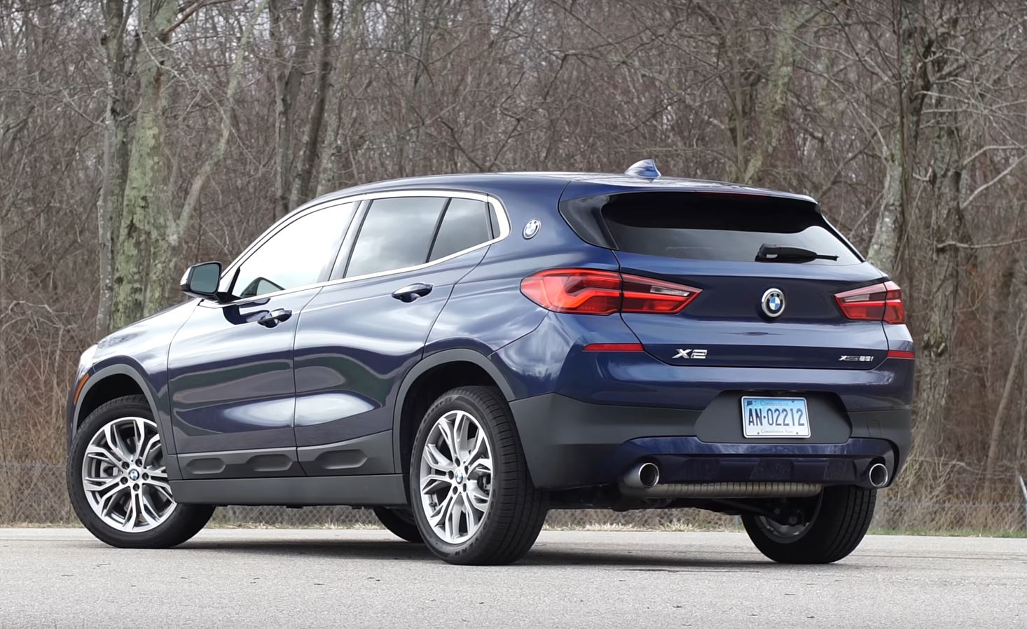bmw x2 drives like a sporty hatchback consumer reports says autoevolution. Black Bedroom Furniture Sets. Home Design Ideas