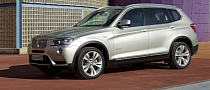 BMW X3 Gets New Entry-Level Version for the UK