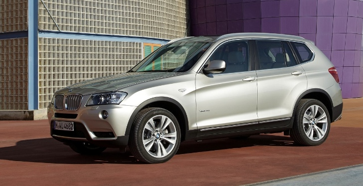 bmw x3 gets new entry level version for the uk autoevolution. Black Bedroom Furniture Sets. Home Design Ideas
