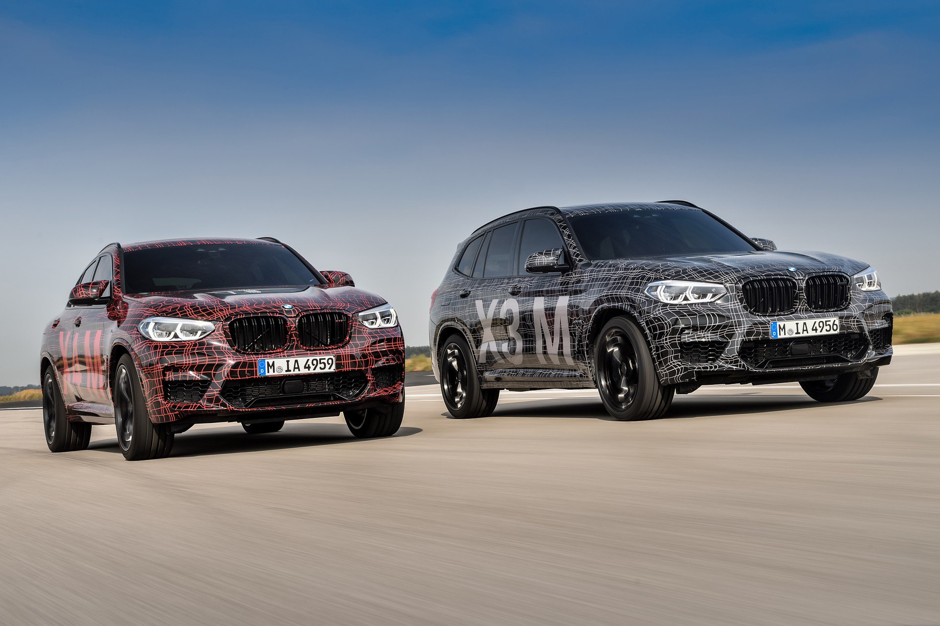 Bmw X3 M And X4 M Look Sexy In Official Photos And Videos