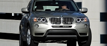 BMW X3 Named IIHS Top Safety Pick