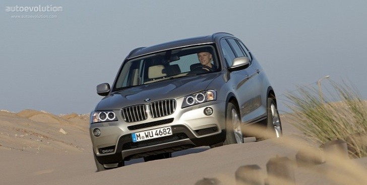BMW X3 xDrive28i: New EPA Rating