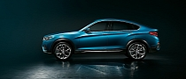 BMW X4 Concept Reveals Its Outer Beauty [Photo Gallery]