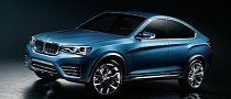 BMW X4 First Photos Leaked