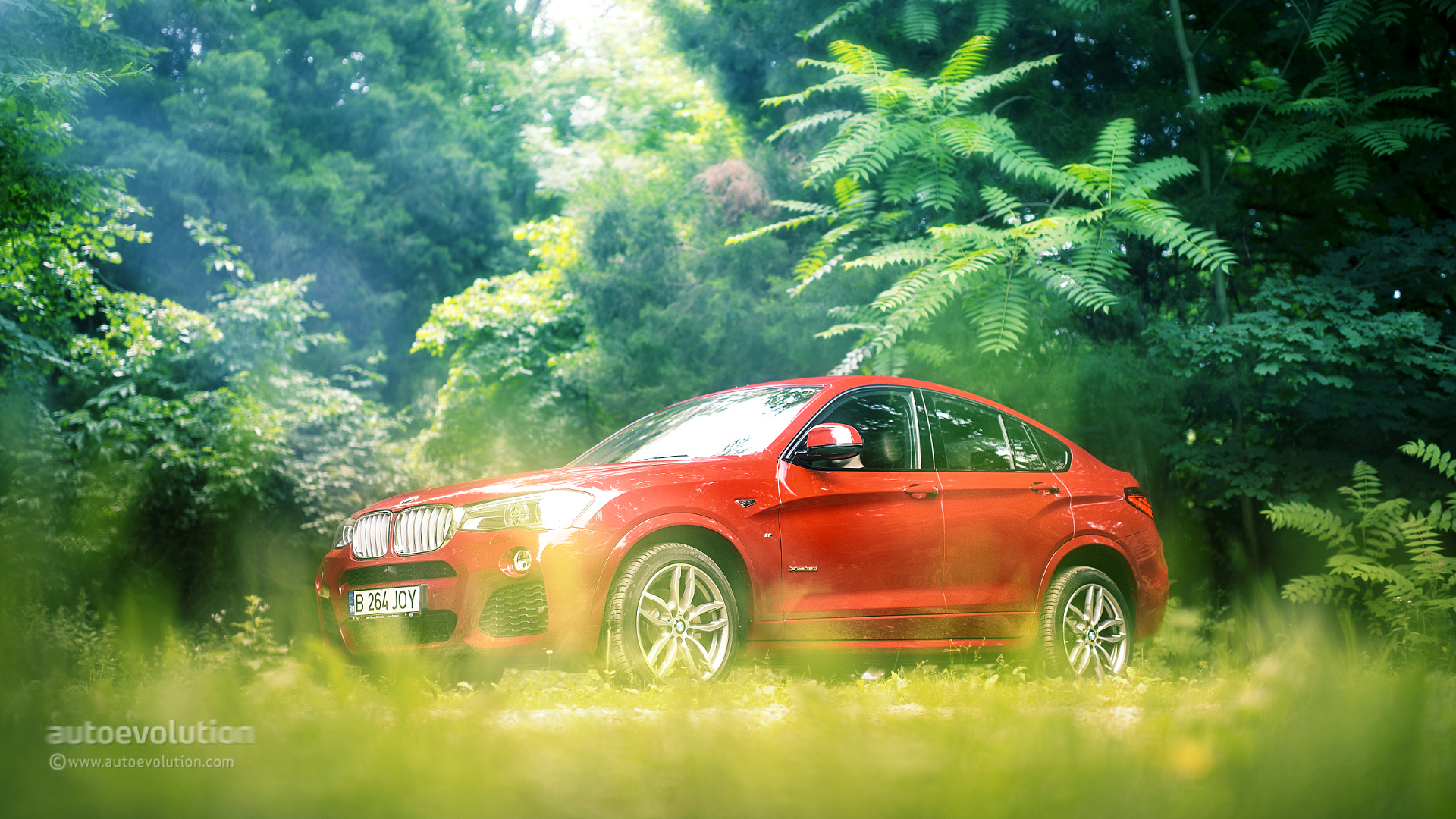 Bmw X4 Hd Wallpapers Autoevolution