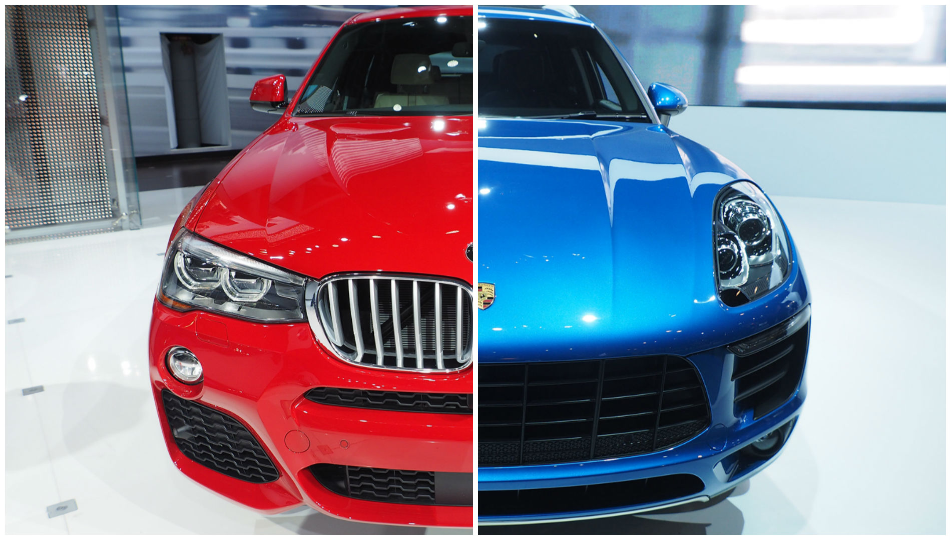 Bmw X4 Vs Porsche Macan Which Would You Have Autoevolution