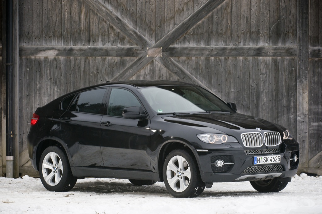 Bmw X5 And Bmw X6 Get New Special Options In 2011