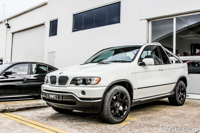 Bmw X5 Becomes Ute In Australia Autoevolution