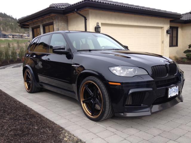Custom BMW X5 M