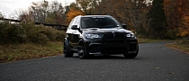 BMW X5 M Goes in Beast Mode with BC Forged Wheels