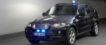 BMW X5 Security Plus, Bullet Resistance Class 6 Vehicle