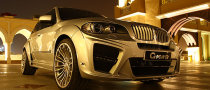 BMW X5 Typhoon Details and Photos