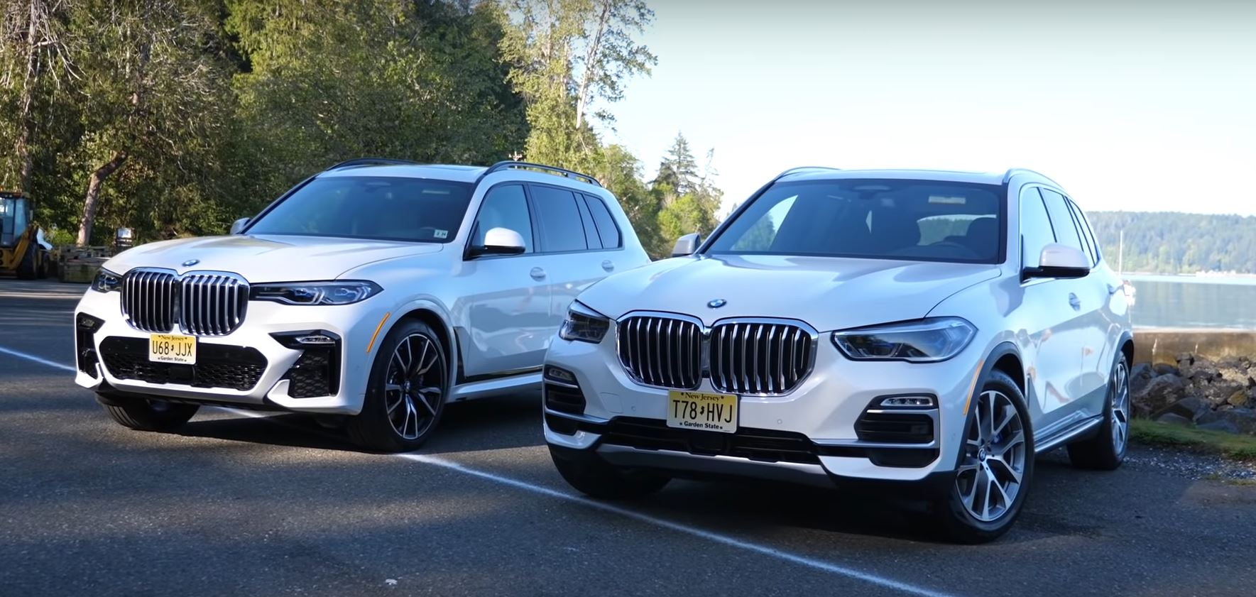 Bmw X5 Vs X7 A Side By Side Comparison Autoevolution