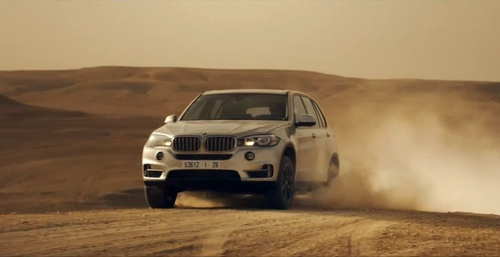 Bmw X5 Xdrive40e Shows Up In Mission Impossible 5 Trailer Autoevolution