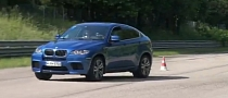 Test: Can you Tell a BMW X5M from an X6M? [Video]