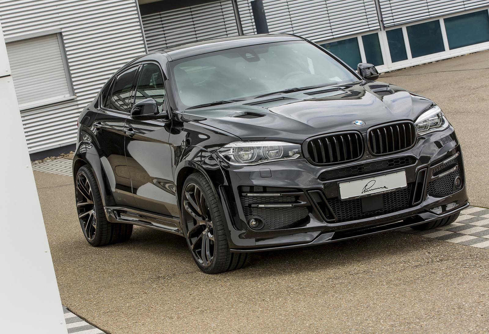 Bmw X6 By Lumma Design Shows Up In Real Life Photos Autoevolution