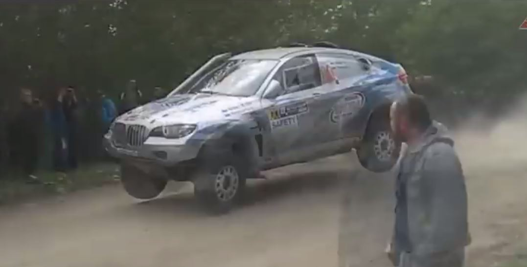 Bmw X6 Crash Compilation Provides Harsh Reality Check Is Very Funny