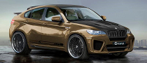 BMW X6 M and X5 M Get G-Power Makeover