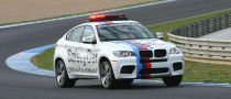 BMW X6 M Becomes Official MotoGP Safety Car