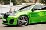 BMW X6 M Chrome Hulk [Photo Gallery]